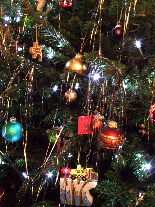 Other festive bits and bobs are being dotted about so it's all ...